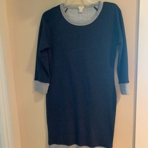 JCrew T-shirt Dress